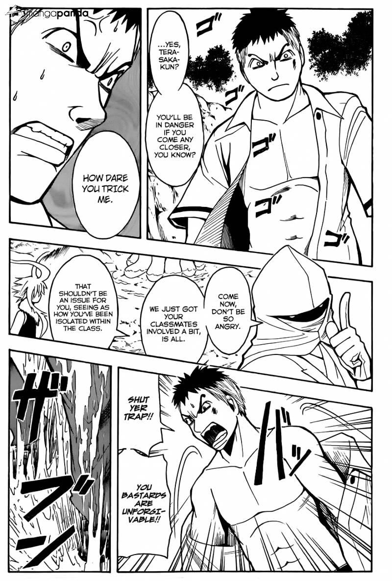 Ansatsu Kyoushitsu Chapter 49  Online Free Manga Read Image 6