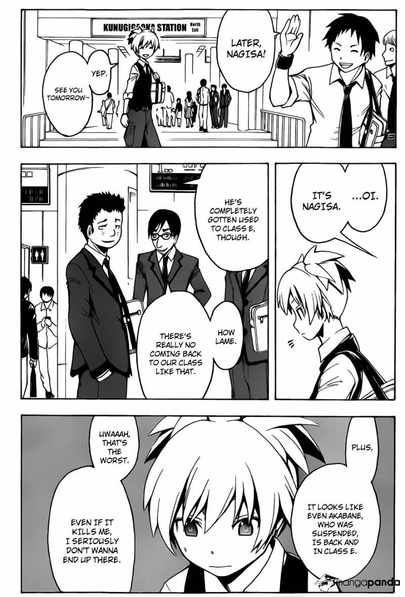 Ansatsu Kyoushitsu Chapter 5  Online Free Manga Read Image 11