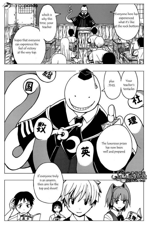 Ansatsu Kyoushitsu Chapter 52  Online Free Manga Read Image 10