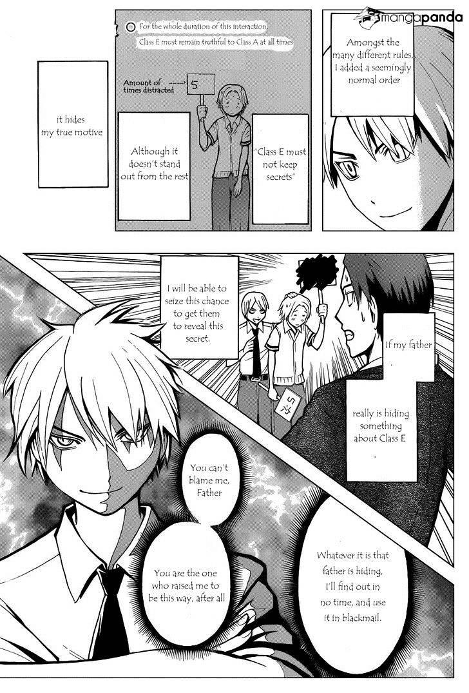 Ansatsu Kyoushitsu Chapter 52  Online Free Manga Read Image 13