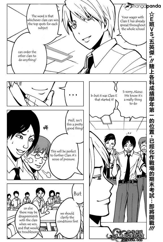 Ansatsu Kyoushitsu Chapter 52  Online Free Manga Read Image 2