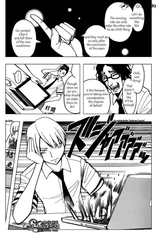 Ansatsu Kyoushitsu Chapter 52  Online Free Manga Read Image 3