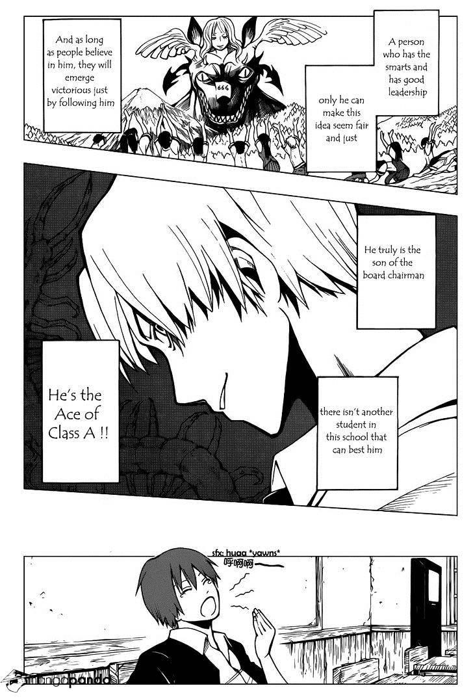 Ansatsu Kyoushitsu Chapter 52  Online Free Manga Read Image 7
