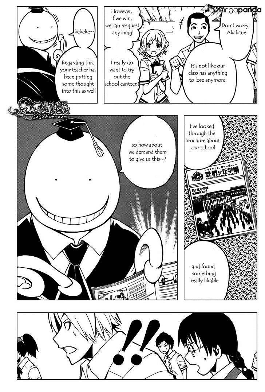 Ansatsu Kyoushitsu Chapter 52  Online Free Manga Read Image 9