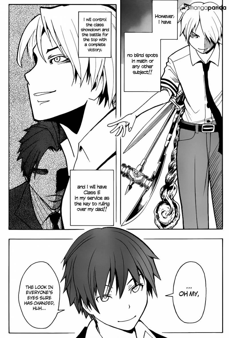 Ansatsu Kyoushitsu Chapter 53  Online Free Manga Read Image 18