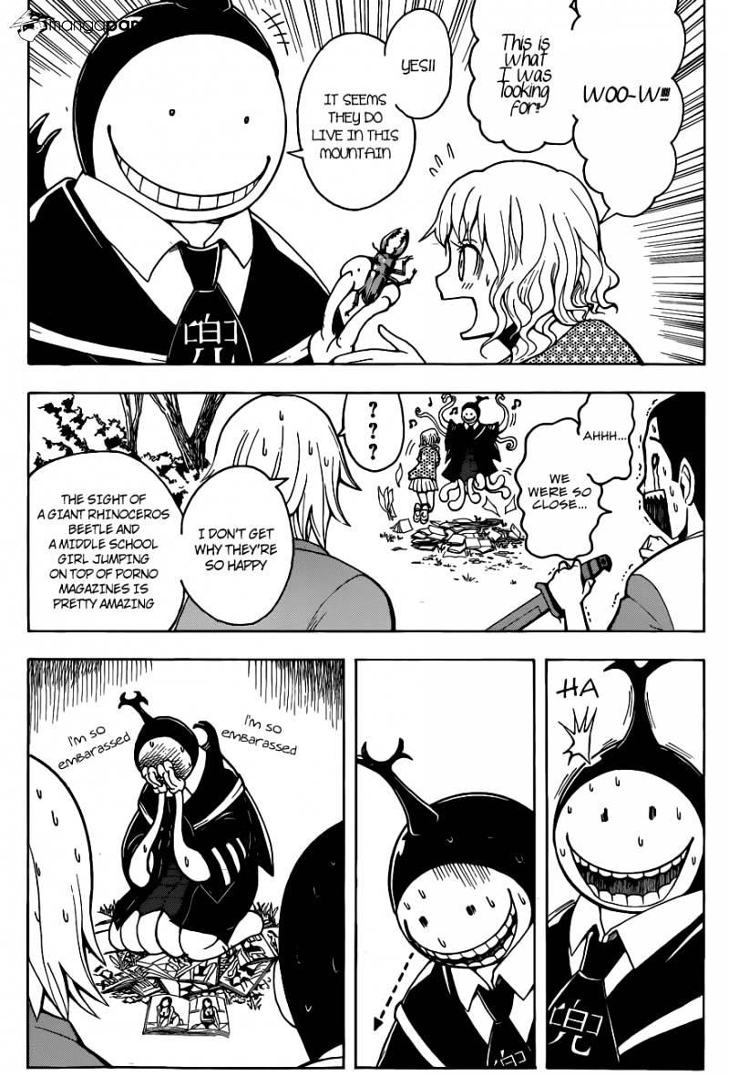Ansatsu Kyoushitsu Chapter 56  Online Free Manga Read Image 17