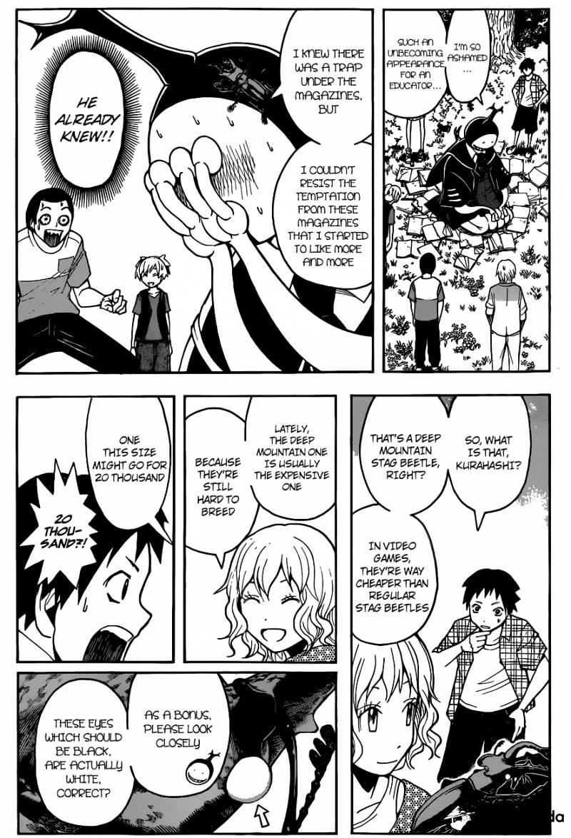 Ansatsu Kyoushitsu Chapter 56  Online Free Manga Read Image 18