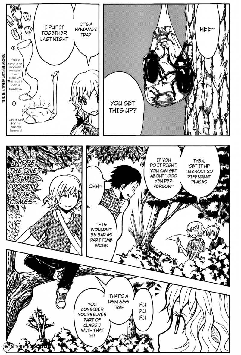 Ansatsu Kyoushitsu Chapter 56  Online Free Manga Read Image 8