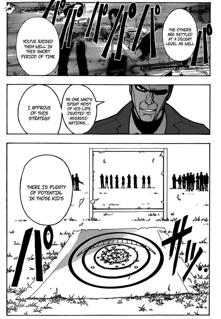 Ansatsu Kyoushitsu Chapter 57  Online Free Manga Read Image 11