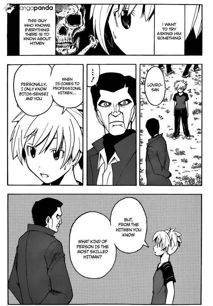 Ansatsu Kyoushitsu Chapter 57  Online Free Manga Read Image 15