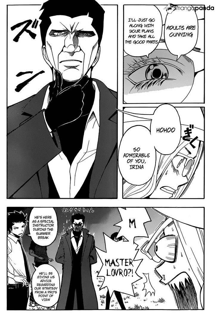 Ansatsu Kyoushitsu Chapter 57  Online Free Manga Read Image 3