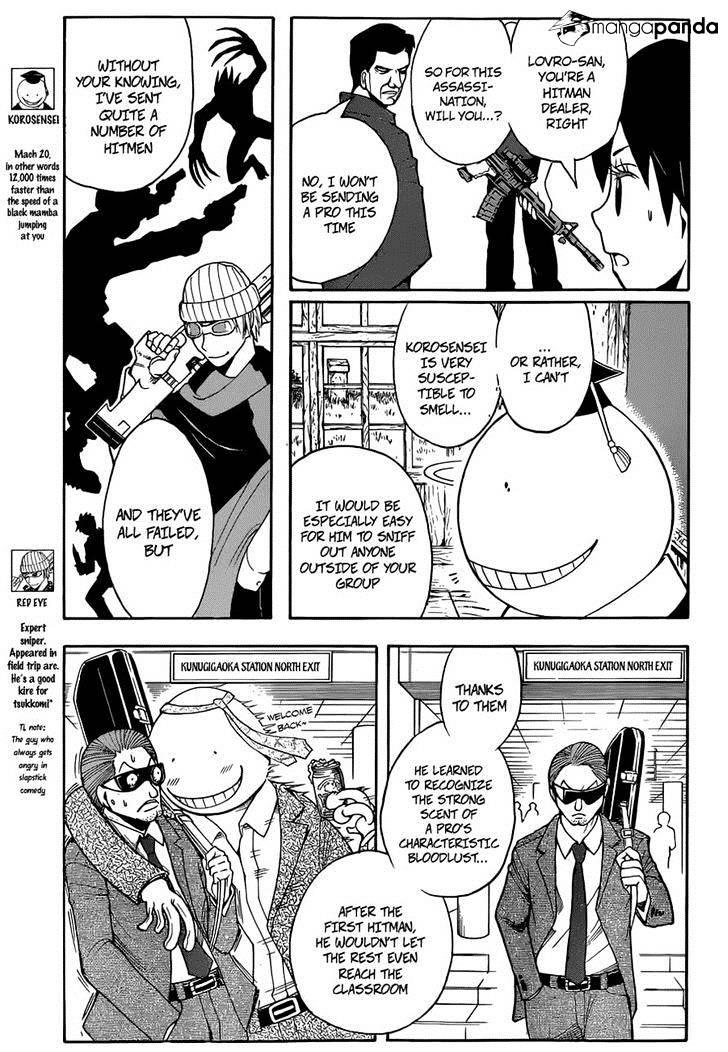 Ansatsu Kyoushitsu Chapter 57  Online Free Manga Read Image 5
