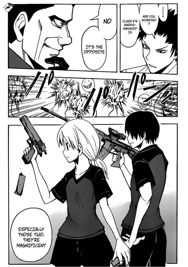 Ansatsu Kyoushitsu Chapter 57  Online Free Manga Read Image 9