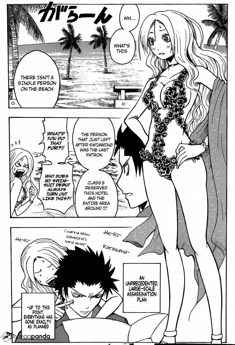 Ansatsu Kyoushitsu Chapter 58.2  Online Free Manga Read Image 10