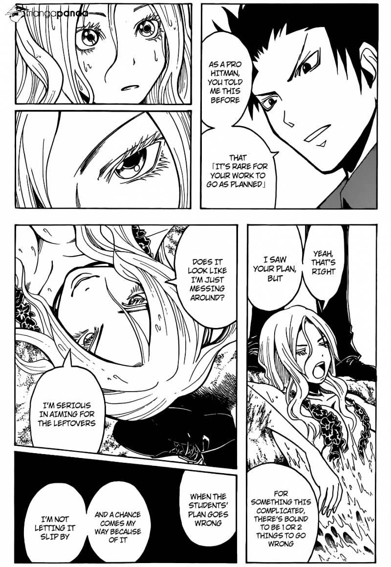 Ansatsu Kyoushitsu Chapter 58  Online Free Manga Read Image 12