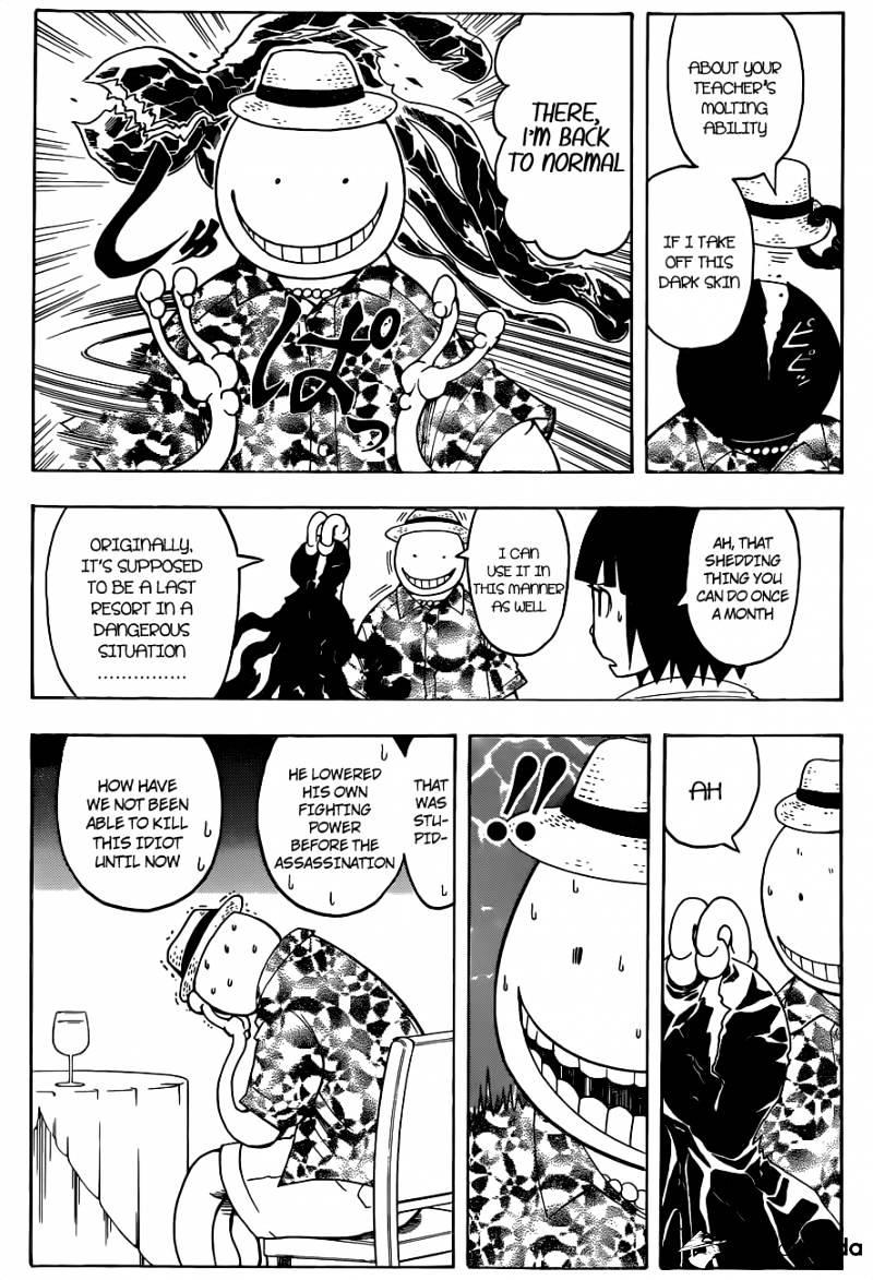 Ansatsu Kyoushitsu Chapter 58  Online Free Manga Read Image 17