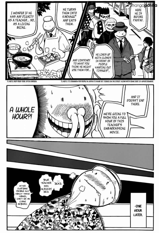 Ansatsu Kyoushitsu Chapter 59  Online Free Manga Read Image 11