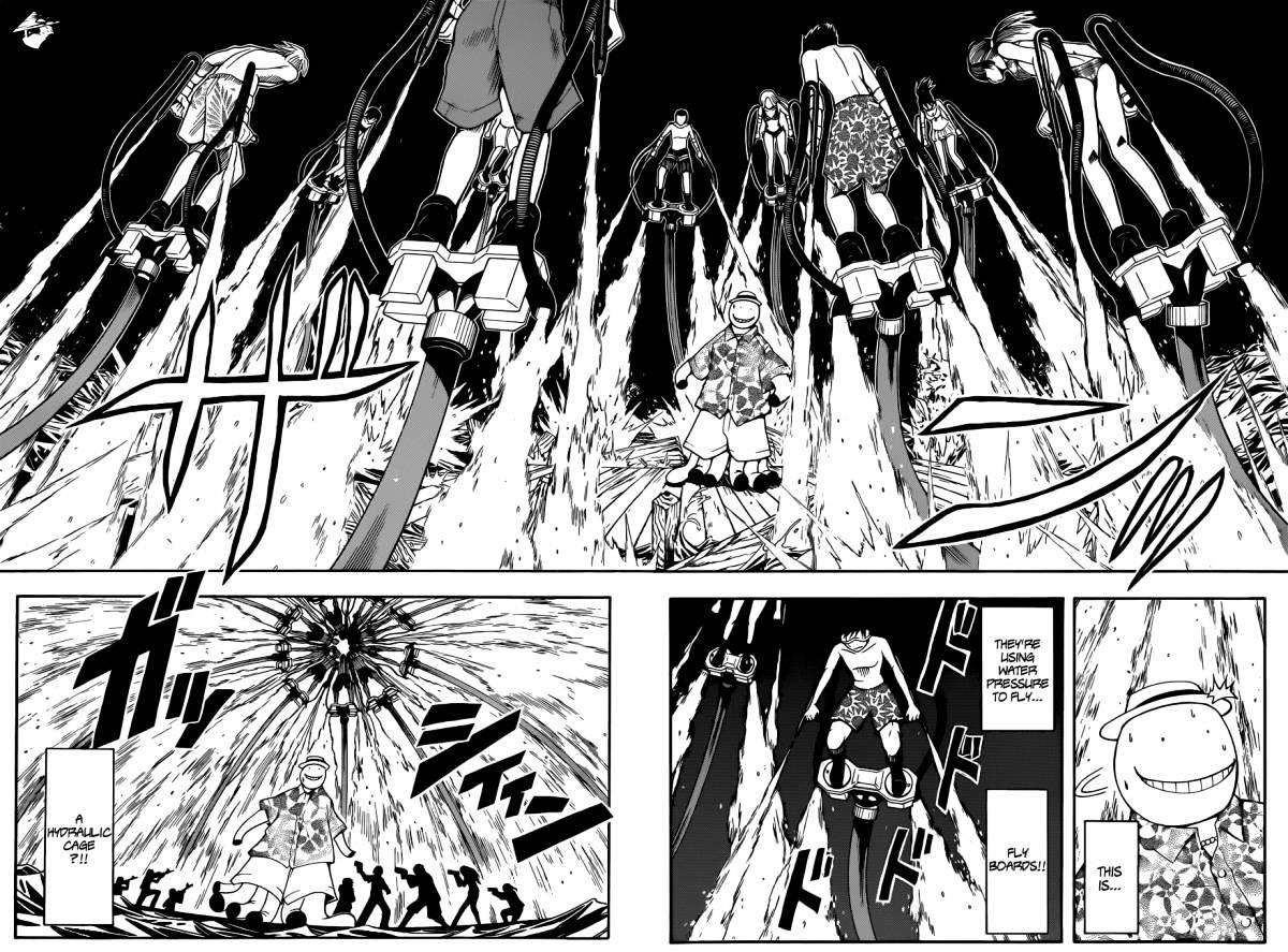 Ansatsu Kyoushitsu Chapter 59  Online Free Manga Read Image 15