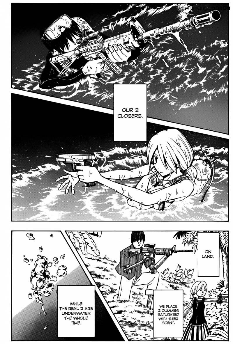 Ansatsu Kyoushitsu Chapter 59  Online Free Manga Read Image 18