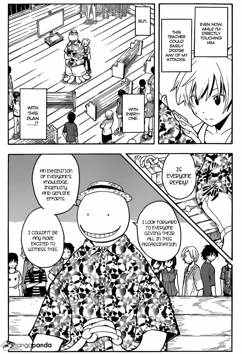 Ansatsu Kyoushitsu Chapter 59  Online Free Manga Read Image 6