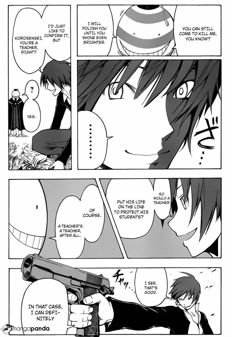 Ansatsu Kyoushitsu Chapter 6  Online Free Manga Read Image 10