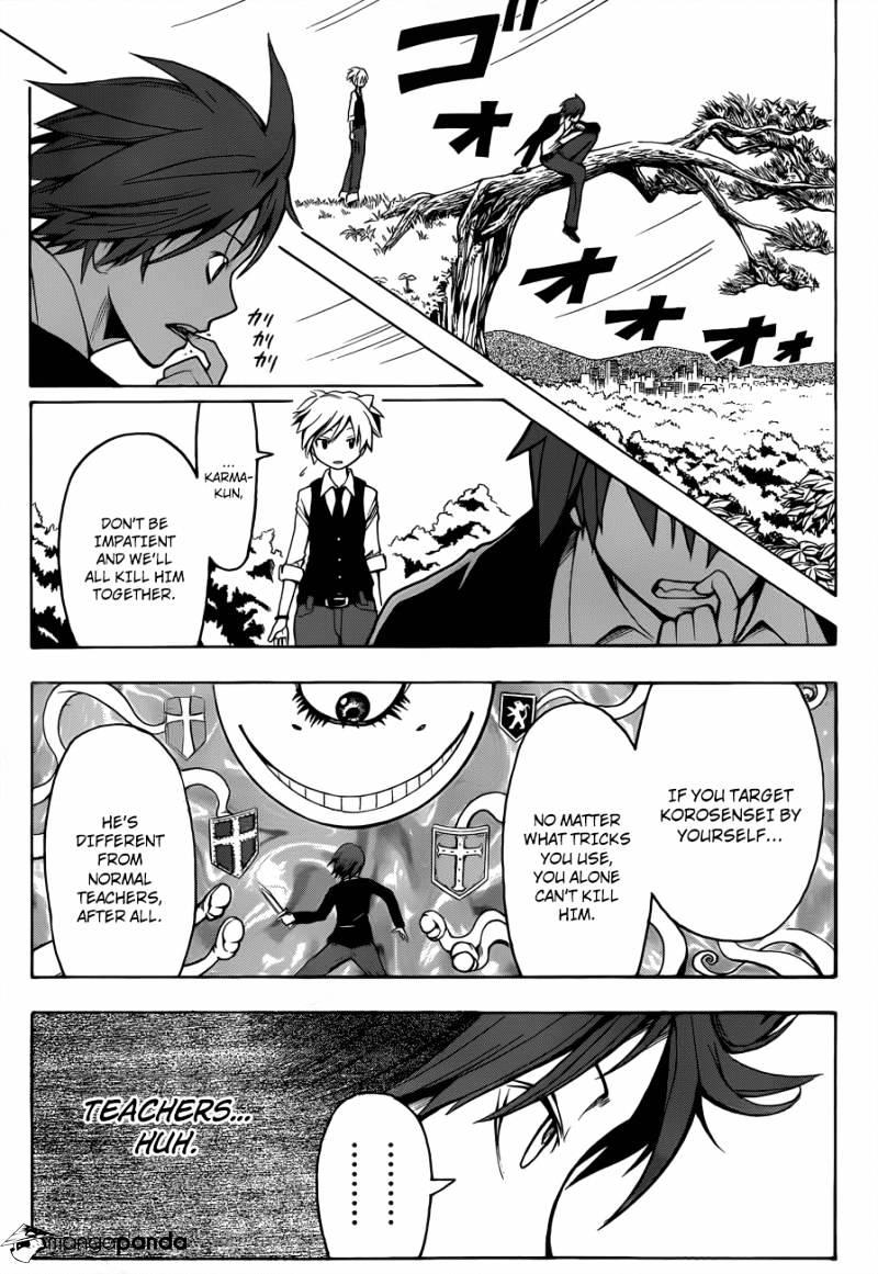 Ansatsu Kyoushitsu Chapter 6  Online Free Manga Read Image 8