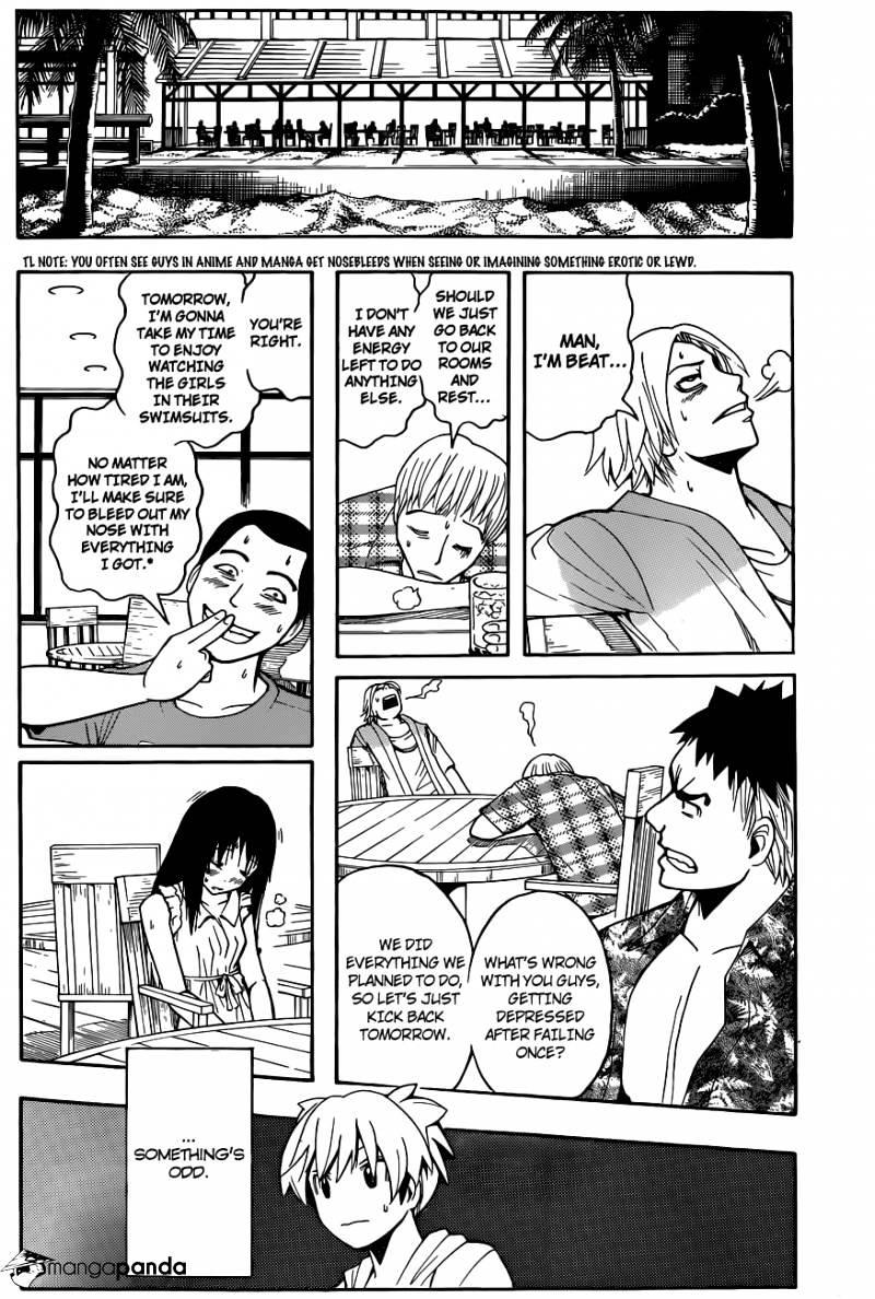 Ansatsu Kyoushitsu Chapter 60.2  Online Free Manga Read Image 17