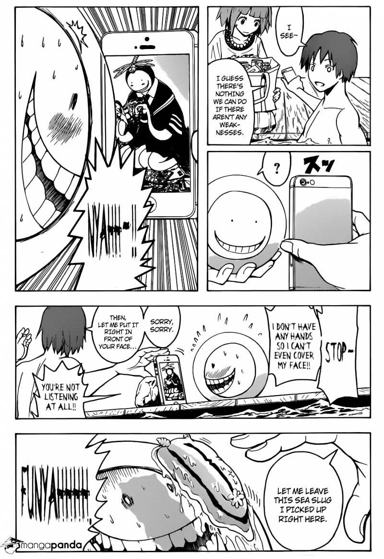 Ansatsu Kyoushitsu Chapter 60  Online Free Manga Read Image 10