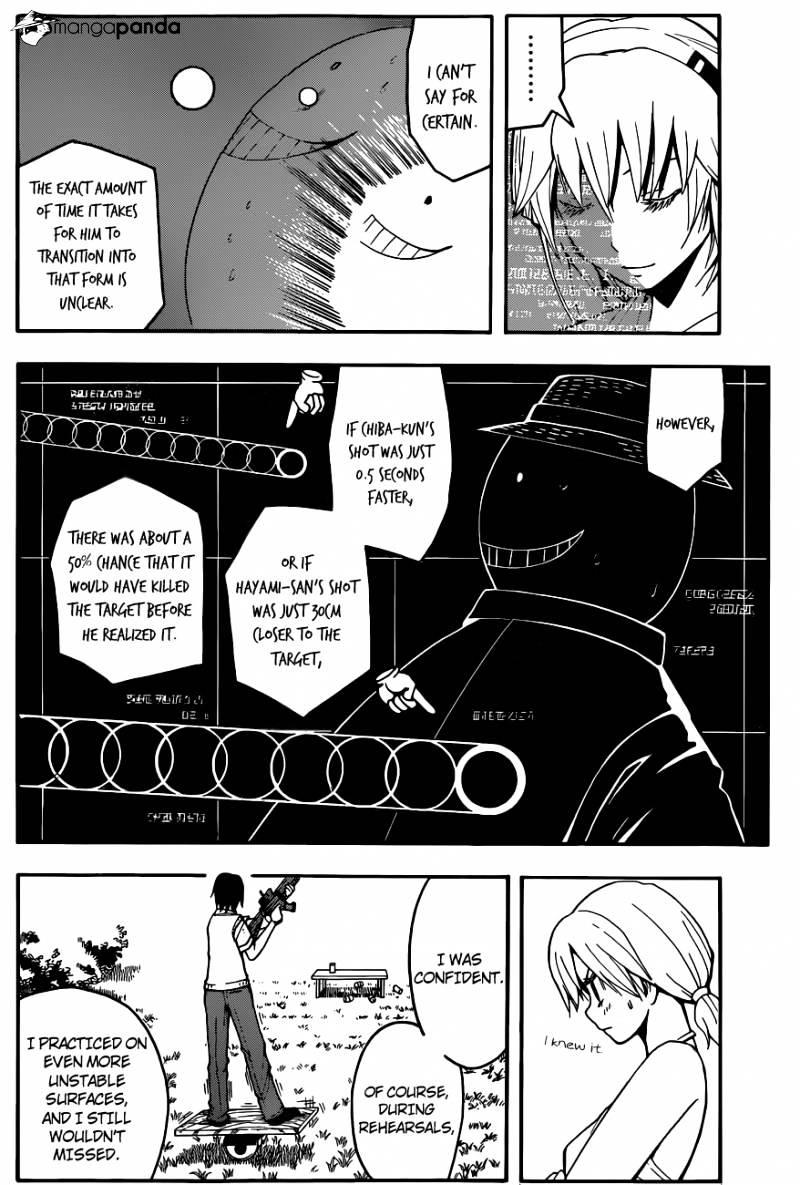 Ansatsu Kyoushitsu Chapter 60  Online Free Manga Read Image 15