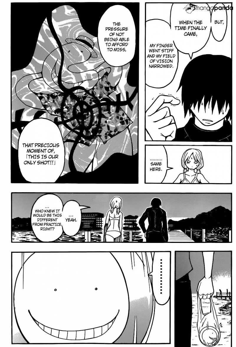 Ansatsu Kyoushitsu Chapter 60  Online Free Manga Read Image 16