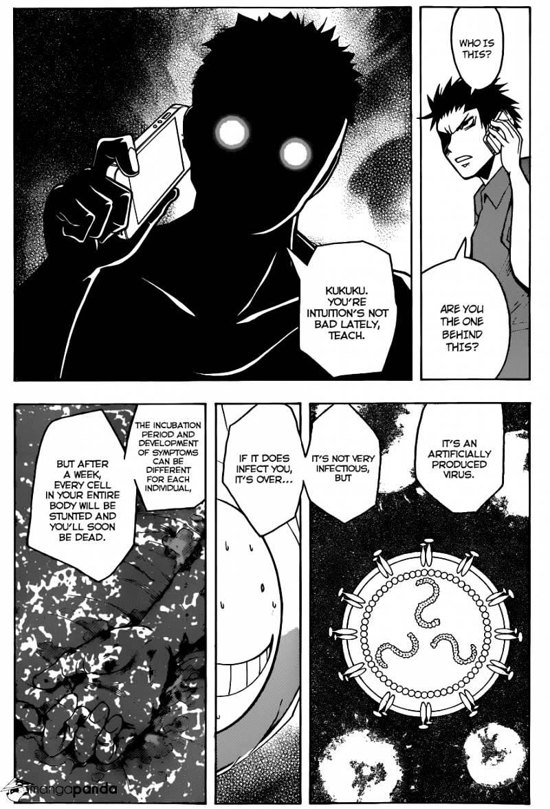 Ansatsu Kyoushitsu Chapter 60  Online Free Manga Read Image 21