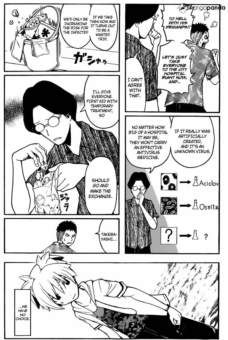 Ansatsu Kyoushitsu Chapter 61  Online Free Manga Read Image 10