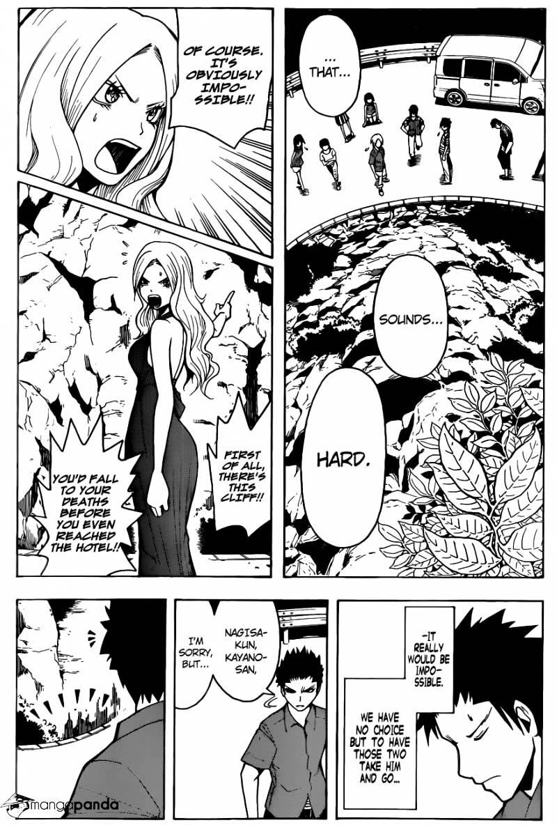 Ansatsu Kyoushitsu Chapter 61  Online Free Manga Read Image 16
