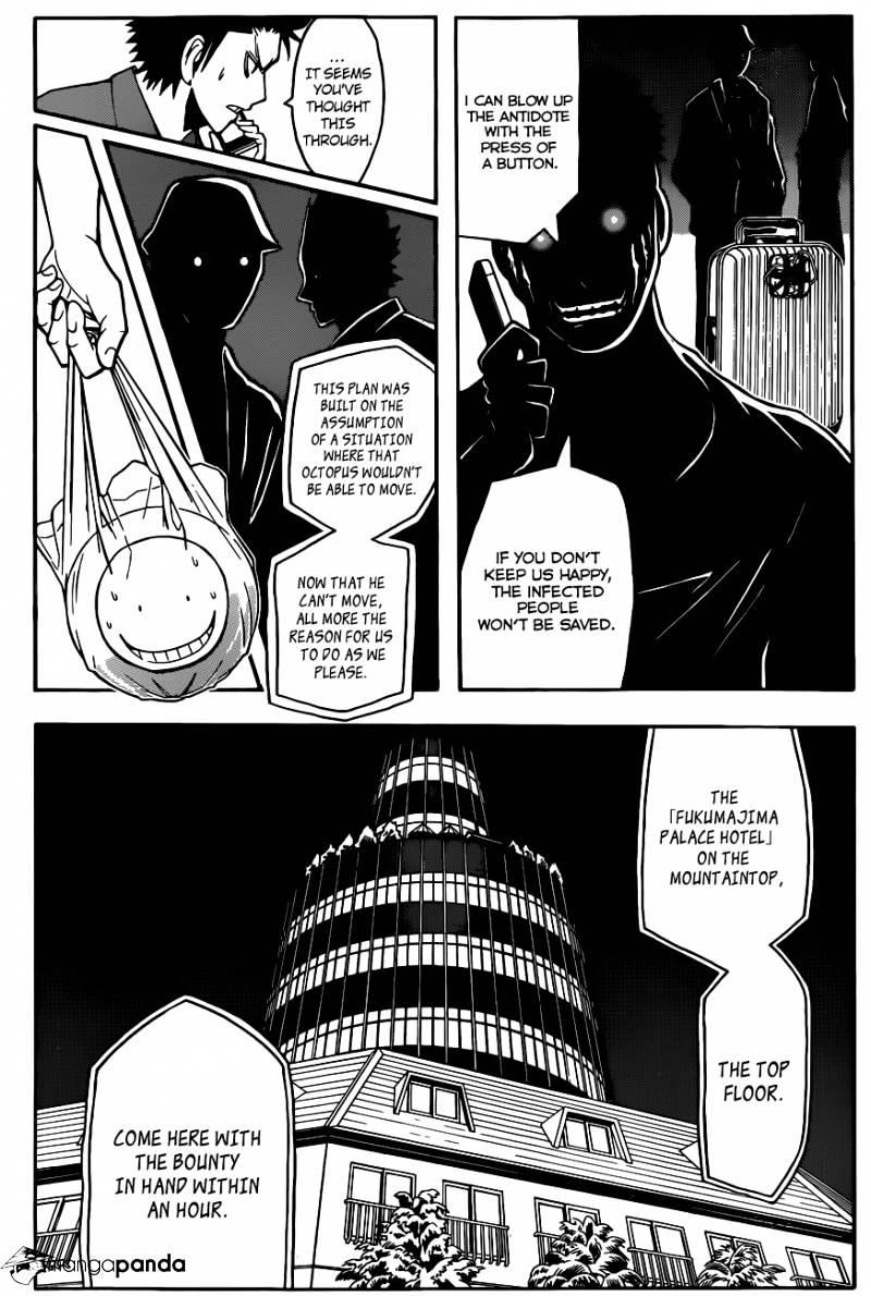Ansatsu Kyoushitsu Chapter 61  Online Free Manga Read Image 3