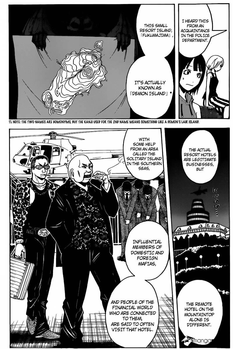 Ansatsu Kyoushitsu Chapter 61  Online Free Manga Read Image 7