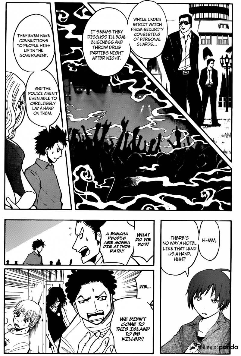 Ansatsu Kyoushitsu Chapter 61  Online Free Manga Read Image 8