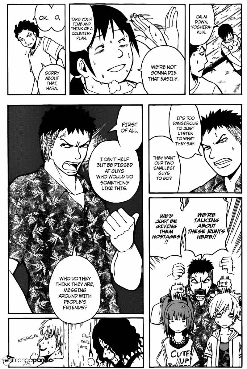 Ansatsu Kyoushitsu Chapter 61  Online Free Manga Read Image 9