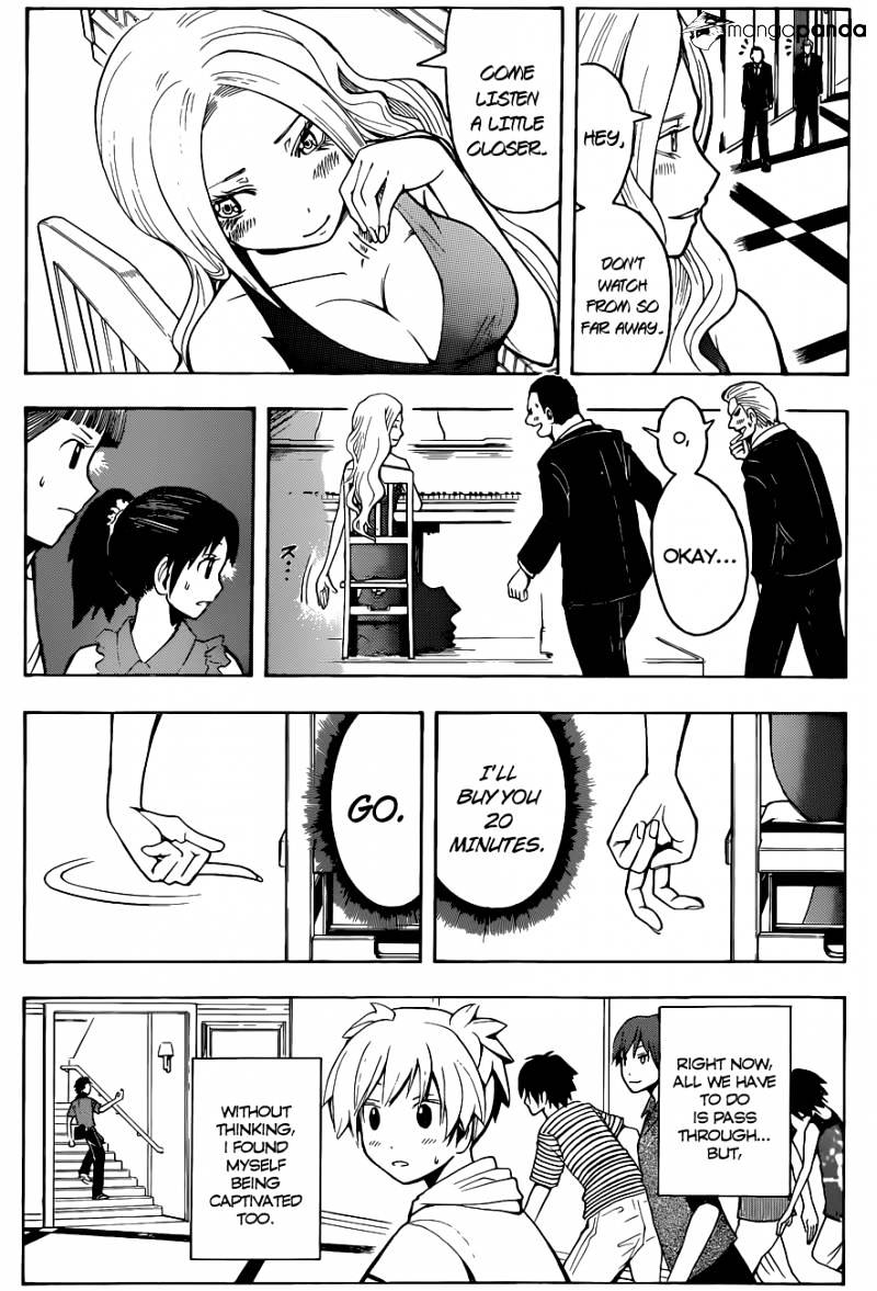 Ansatsu Kyoushitsu Chapter 62  Online Free Manga Read Image 16