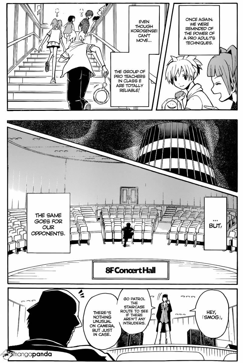 Ansatsu Kyoushitsu Chapter 62  Online Free Manga Read Image 19
