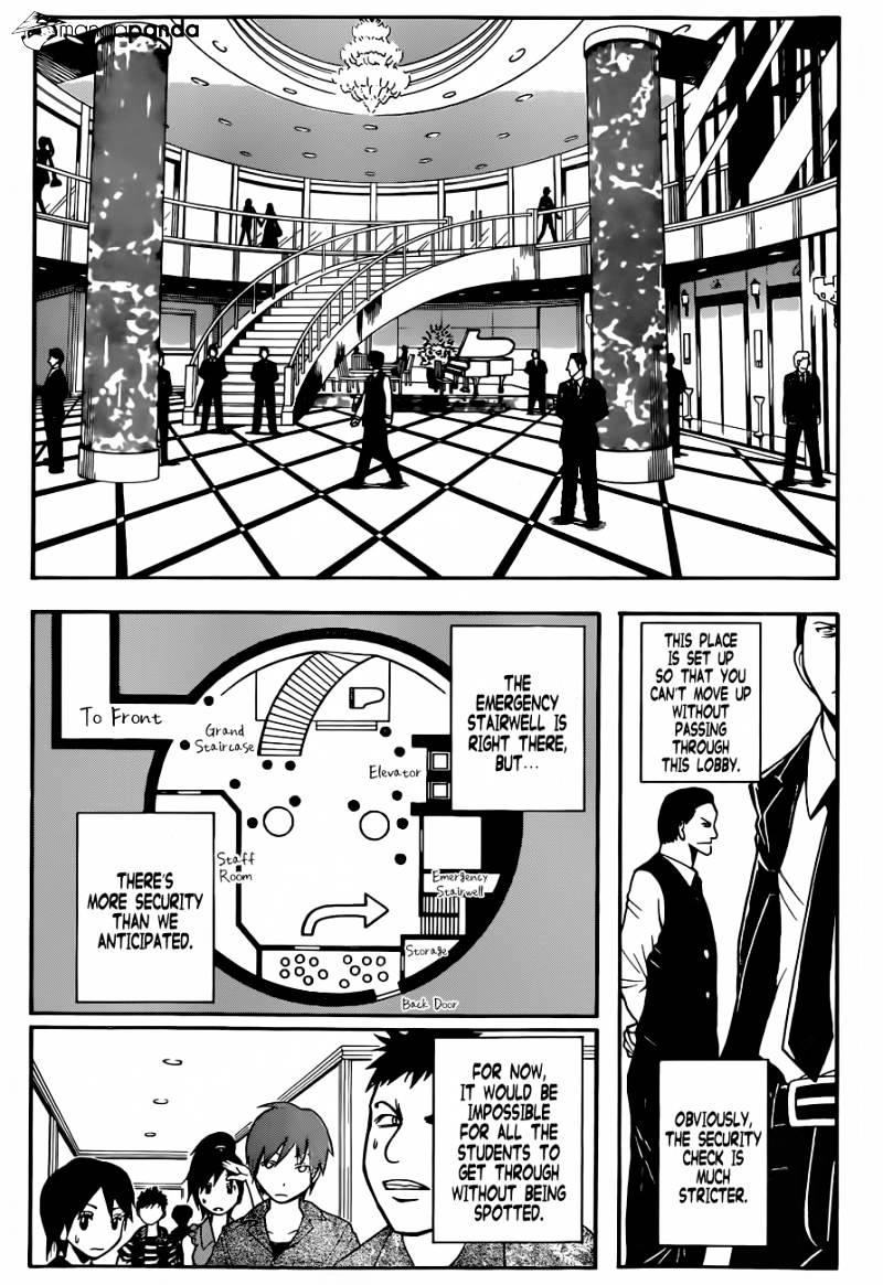 Ansatsu Kyoushitsu Chapter 62  Online Free Manga Read Image 9