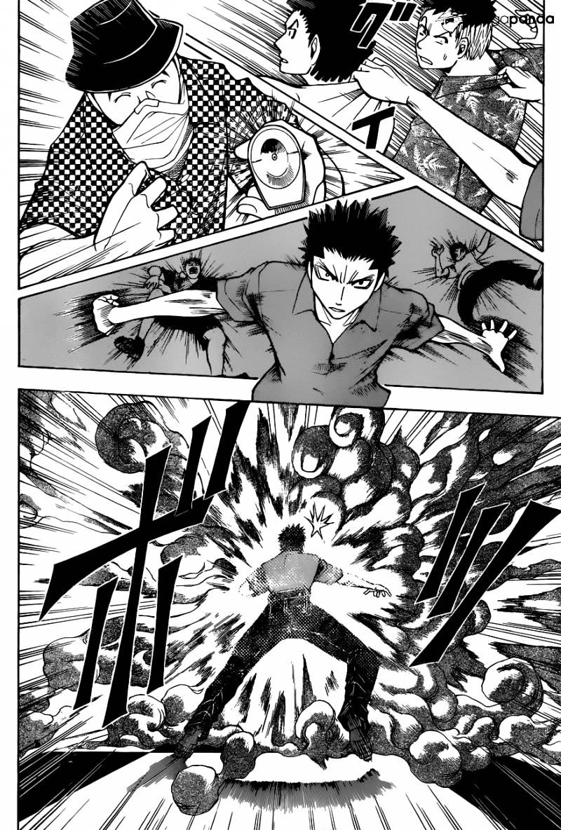 Ansatsu Kyoushitsu Chapter 63  Online Free Manga Read Image 11