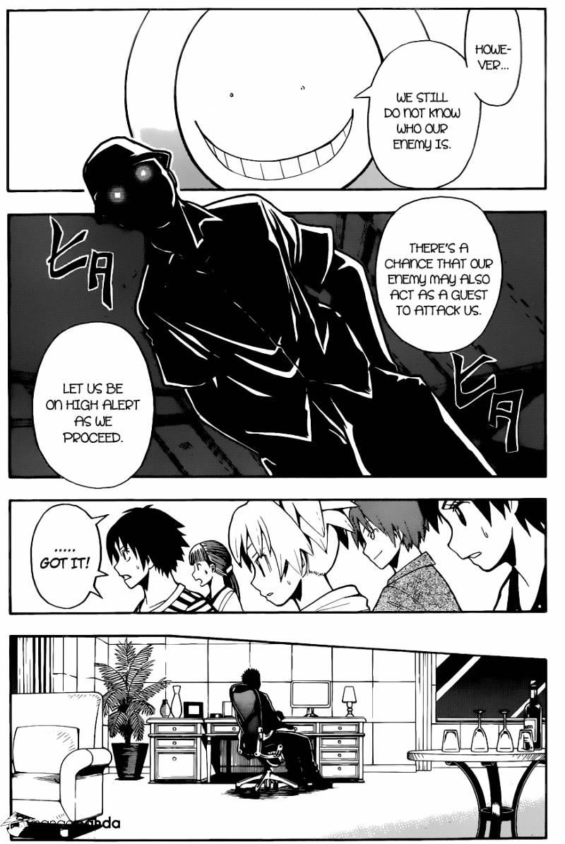 Ansatsu Kyoushitsu Chapter 63  Online Free Manga Read Image 6