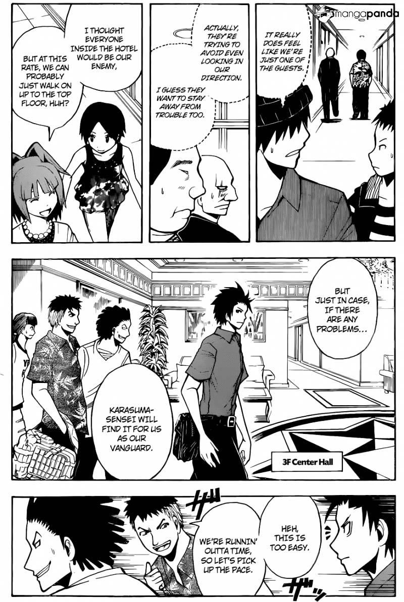 Ansatsu Kyoushitsu Chapter 63  Online Free Manga Read Image 9