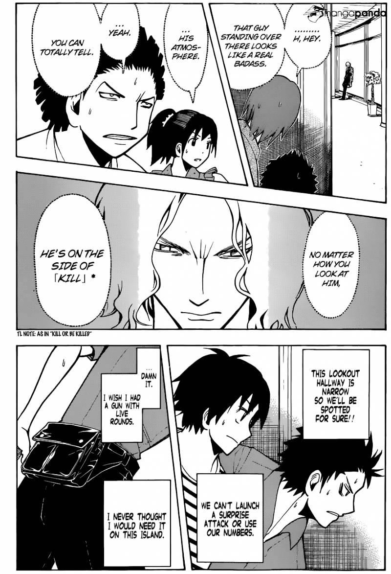 Ansatsu Kyoushitsu Chapter 64  Online Free Manga Read Image 12