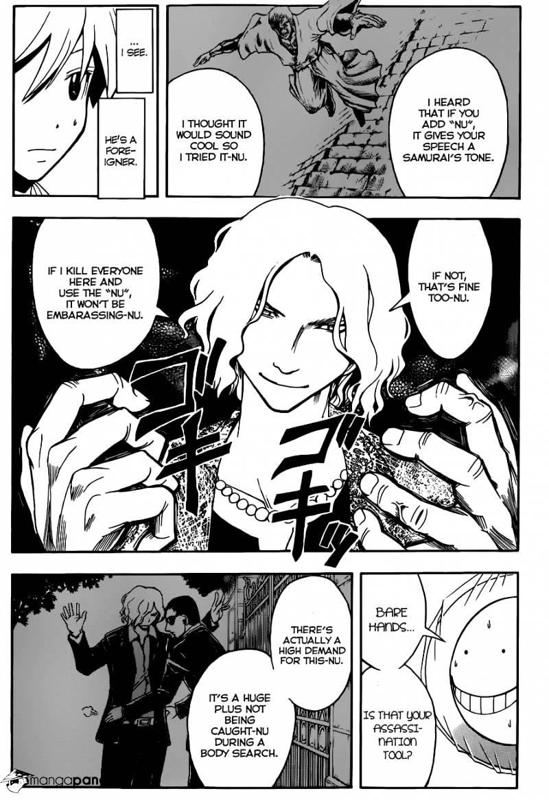 Ansatsu Kyoushitsu Chapter 64  Online Free Manga Read Image 15