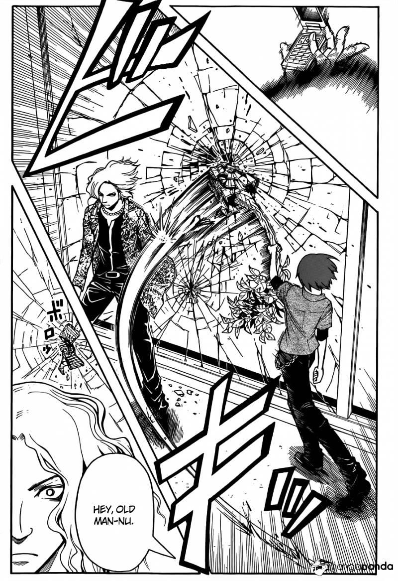 Ansatsu Kyoushitsu Chapter 64  Online Free Manga Read Image 17