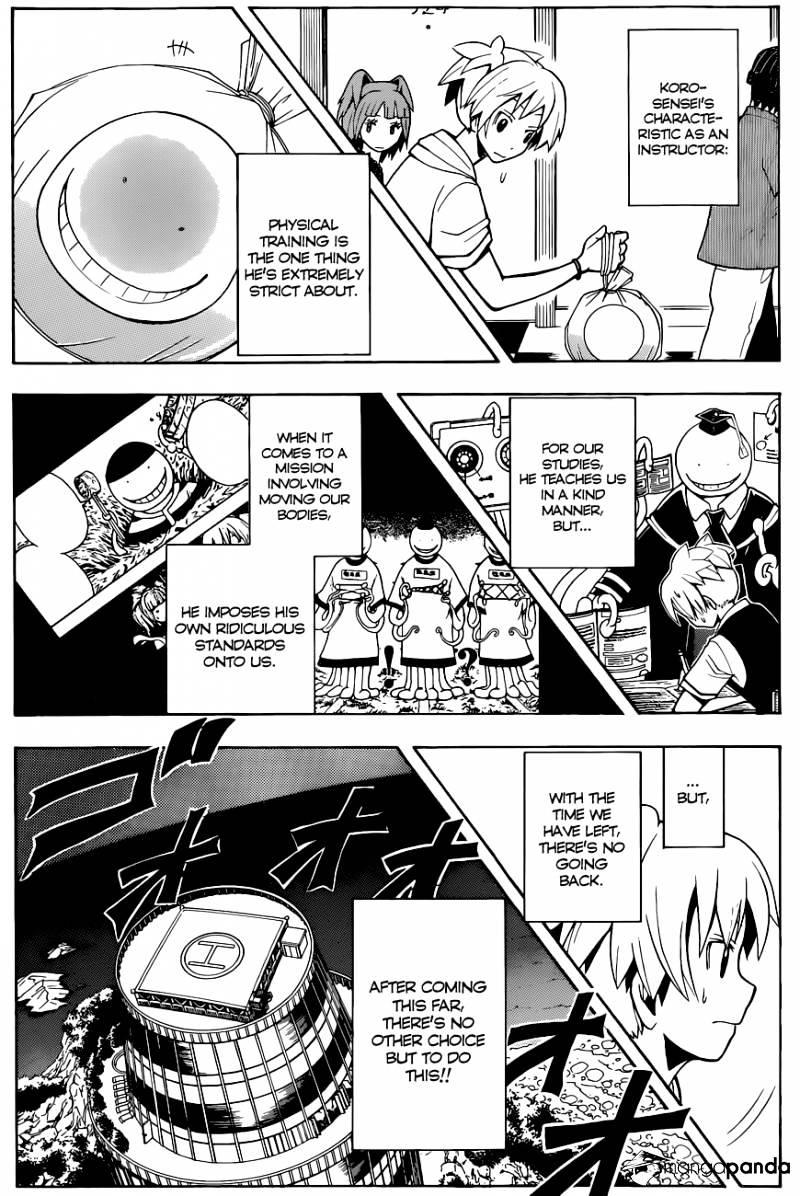 Ansatsu Kyoushitsu Chapter 64  Online Free Manga Read Image 7