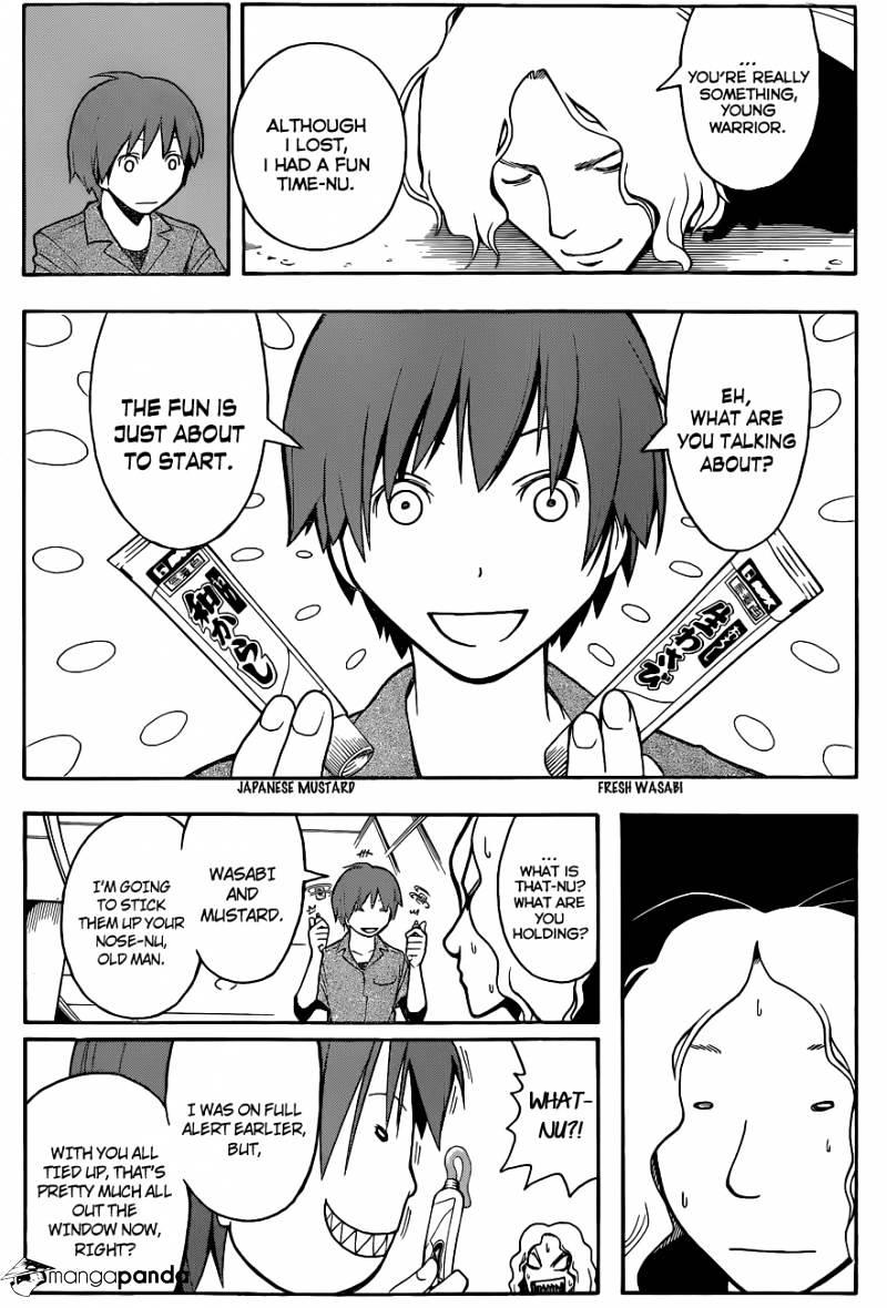 Ansatsu Kyoushitsu Chapter 65  Online Free Manga Read Image 19