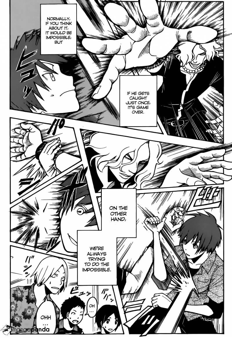 Ansatsu Kyoushitsu Chapter 65  Online Free Manga Read Image 3