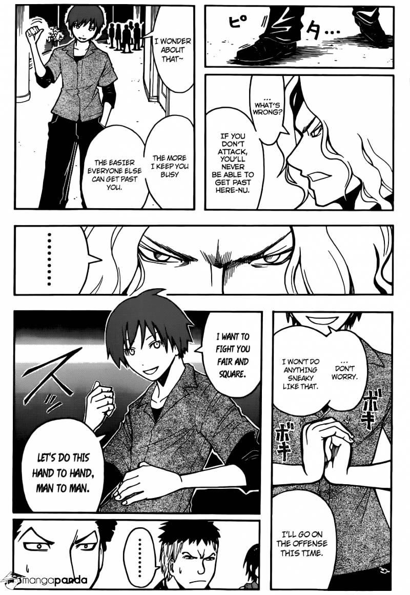 Ansatsu Kyoushitsu Chapter 65  Online Free Manga Read Image 6